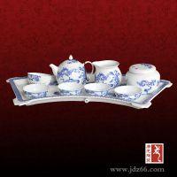 供应陶瓷茶具定制 景德镇高档陶瓷茶具定制