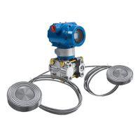 供应双法兰液位变送器 3351DP/GP型