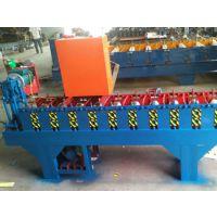 75型扣板机彩钢瓦设备成型机兴益压瓦机厂