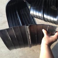 江西省专业生产 天然橡胶止水带 背贴式钢边止水带