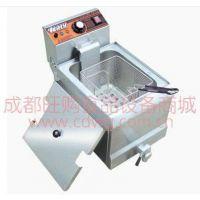 不锈钢电炸锅出售丨四川哪里可以买商用电炸锅