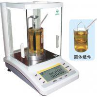 上海越平电子称FA1004J型电子密度(比重)分析天平