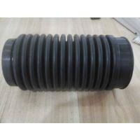 浙江厂家定做加工橡胶波纹管 汽车橡胶进气管 厨房排气橡胶管 工业用橡胶波纹管