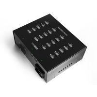 西普莱A-210分线器20口usb2.0hub执法记录仪采集站手机平板批量刷机工具