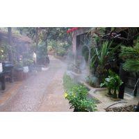 小区喷雾降温设备应用