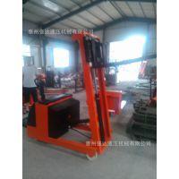【厂家批发】 配重式电动堆高车 平衡重式全电动叉车