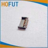 【HOFUT】大电流手机电池连接器PC-3-4P 3*5 排线母座配套公座