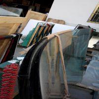 热弯玻璃厂家加工 专业超大型热弯玻璃 90度弧形玻璃 技术成熟