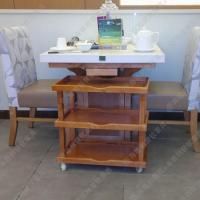 海德利厂家直销办公桌椅简约小火锅桌专业定做电脑桌椅批发实木餐桌餐椅批发代理