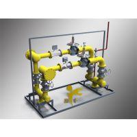依安润丰LNG专用撬装式调压柜适用于炼铁厂高炉系统防尘装置