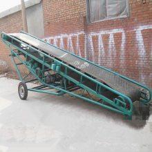 伸缩装卸车机 重型矿业输送机设备生产定制