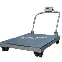 湘西可移动磅称2吨|带自动限位功能的磅秤