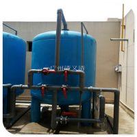 清又清供应清远山泉水净化A3碳钢过滤器过滤罐解除水质发黄有异味问题