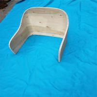 沃尔美供应特殊弯曲木家具配件,曲木置物架,曲木板加工