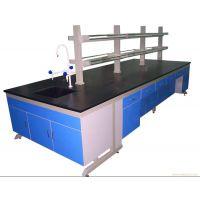 厂家直销 钢木实验台 钢木边台 定制多规格 禄米