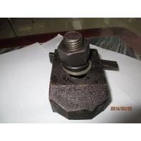 现货供应43kg铸钢焊接式压轨器 生产厂家直销批发