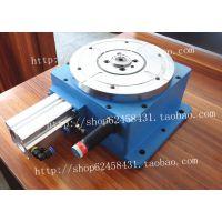 气动分度盘 分度箱,多工位转盘 等分分度盘 超声波转盘 钻孔分盘