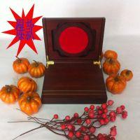 东莞木盒厂家定制 金币木盒 纪念币木盒 勋章木盒 徽章木盒定做