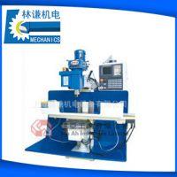 专业供应 上海建亚铣床CNC-M6高精度数控炮塔铣床M6铣床上海总代