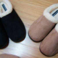 【预定】外贸原单高档男士拖鞋 秋冬保暖棉拖鞋  羊羔绒拖鞋 冬季