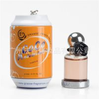 官方正品法国格拉斯可乐罐Q版香水可可小姐18款