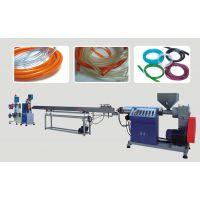 工厂直销 PA软管挤出机 PA软管生产线 塑料软管生产机器
