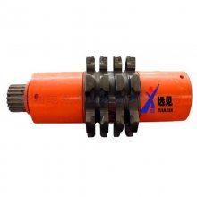 大同忻州供应西北奔牛优质合金链轮轴组42ZB0102链轮组件过渡槽 偏转槽 中部槽、特价直销