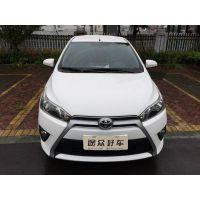 途众好车丰田YARiS致炫1.5 白色二手车