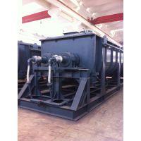 力马干燥-污泥回转式干化机含水率65% KJG-140四轴桨叶式干燥设备规格