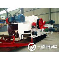 供应移动式粉碎机 高效率木材粉碎机 玉米杆粉碎机生产线