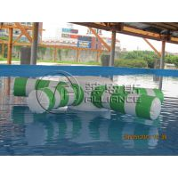 供应郑州莱恩斯儿童游乐水上乐园产品水上漂浮物香蕉船
