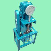 供应冲弧机扶手磨口机镀锌管铝材冲孔机