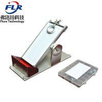 弗洛拉科技胶带初粘性测试仪_胶带初粘力测试仪厂家