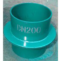 润宏 山东02S404标准DN350碳钢刚性防水套管,穿墙管
