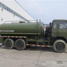 供应东风6X6六驱沙漠越野油料保障运油车