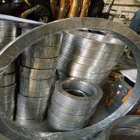 金属缠绕垫片厂家 带筋型金属缠绕垫片