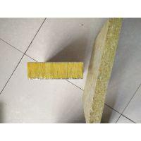 厂家工应河北山西岩棉制品A级工业保温岩棉板屋面板