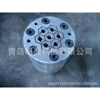 现货供应PVC七孔梅花管生产线