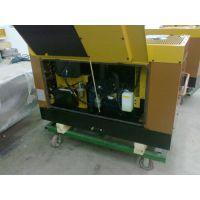 柴油发电电焊两用机,380V/220V,双把手工焊接加单把半自动。