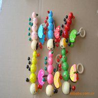 【厂家直销】木制卡通毛毛虫弹簧人玩具 弹簧玩具 支持来样订做