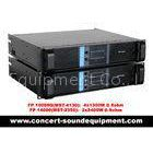 Pro Sound DJ Equipment , Switch Mode Amplifier FP 10000Q 4 Channel 4x1300watt