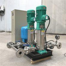 WILO威乐水泵COR-3MVI3204无负压变频供水设备7.5KW二次加压供水设备