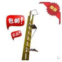 绝缘抱杆梯多层伸缩抱杆梯绝缘抱杆梯抱杆梯玻璃钢抱杆梯