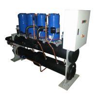 河南小区供暖专用热泵机组