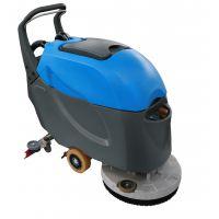 多功能洗地机|环氧树脂地面保洁用凯德威洗地机R-530