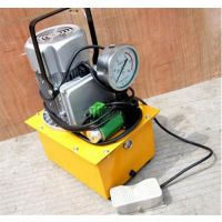 信德液压、东兴电动液压泵、电动液压泵 手动机