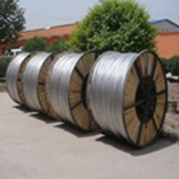 新疆供应热镀锌钢绞线_绞线_铝包钢绞线