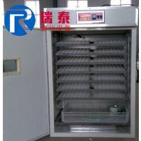 贵州1232枚小鸡孵化机2017新款--瑞泰孵化设备