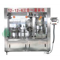 河南生产灌装纯净水的设备厂家 瓶装水灌装生产线