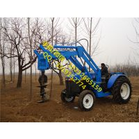 拖拉机钻孔机 dfh-504 50马力四驱 拖拉机钻眼机钻眼机